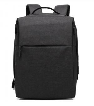 square laptop travel backpacking backpack